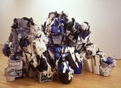 #199, 2000, Plastic, 146 x 144 x 75 inches