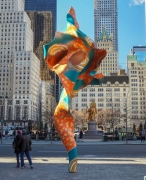 Wind Sculpture (SG) I, 2018