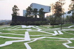 XU ZHEN®ï¸Movement FieldInstallation view: Sifang Museum, Nanjing, 2013