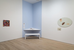 , By Proxy 2014 Installation view Artwork by Alighiero Boetti: © 2014 Artists Rights Society (ARS), New York / SIAE, Rome