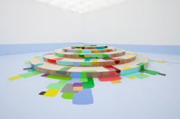 Instalaltion view: 21st Century Museum of Contemporary Art, Kanazawa, Japan, 2011