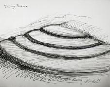 Tailings Terrace (TP10), 1973