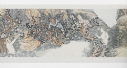 YUN-FEI JI, The Village and its Ghosts,2014 (detail)
