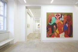 Installation view, O.K., Kunstpalais Erlangen, Erlangen, Germany, November 16, 2019 - February 9, 2020