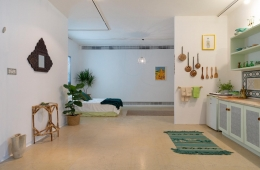 JORDAN NASSAR, The Sea Beneath Our Eyes, Installation View, CCA – Center for Contemporary Art Tel Aviv, Tel Aviv, Israel, September 21 – November 16, 2019.,