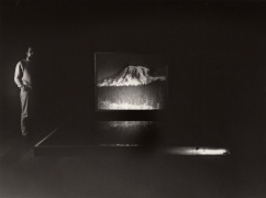 Bill Viola, Moving Stillness: Mount Rainier 1979, Media Study/Buffalo, 1979