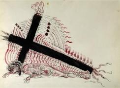 Fallen Christ, 1961