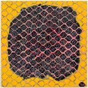 TRENTON DOYLE HANCOCKKept on Keeping On2012 Acrylic and mixed media on canvas 60 x 60 in.