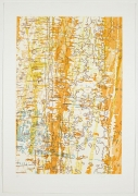 INGRID CALAME英格丽•卡兰 Tracings from the Indianapolis Motor Speedway Ⅲ从印第安纳波利斯高速公路得到描图 3, 2009