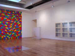 , A Simple Plan, 2003 Installation view