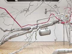 ROXY PAINE Distillation, 2010