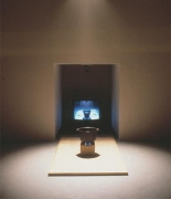 Bill Viola, Il Vapore, 1976, Video Installation