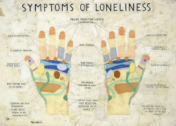 SIMON EVANS Symptoms of Loneliness, 2009