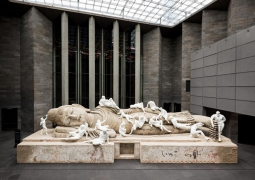 XU ZHEN®ï¸ Eternity-Buddha in Nirvana, the Dying Gaul, Farnese Hercules, Night, Day, Sartyr and Bacchante, Funerary Genius, Achilles, Persian Soldier Fighting, Dancing Faun, Crouching Aphrodite, Narcissus Lying, Othryades the Spartan Dying, the Fall of Icarus, A River, Milo of Croton​