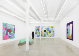 Installation view, Federico Herrero, Volume, 291 Grand Street, January 17 - February 23, 2020