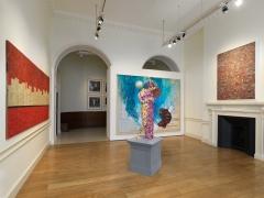 1-54 Contemporary African Art Fair, Somerset House, London, October 3 - 6, 2019.