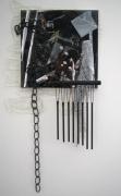 JUTTA KOETHER Untitled (Eagle, swastika, chimes), 2006