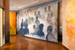 FIRELEI BÁEZ, Installation view: Firelei Báez: Joy Out of Fire, The Schomburg Center for Research in Black Culture, presented by The Studio Museum in Harlem, NY, May 1 – November 24, 2018