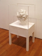 Tom Friedman, Artifact, 2004, paper, 48 x 24 x 19 inches