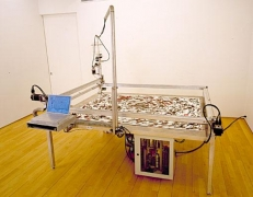 Drawing Machine, 2001