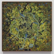 LEE MULLICAN Tree Catching Stars