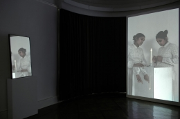, HIRAKI SAWA Installation view