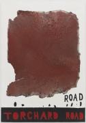 , TRENTON DOYLE HANCOCKTorchard Road,2010Acrylic on handmade paper75 x 52 in. (190.5 x 132.1 cm)