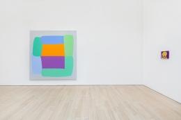 FEDERICO HERRERO, Open Alphabet,Chelsea 2018, installation view