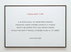 RICHARD LONG Highland Time