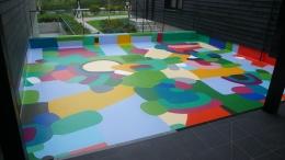 Installation view: Hara Museum, Tokyo, Japan, 2008