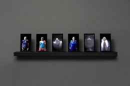 BILL VIOLA Small Saints, 2008
