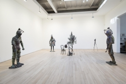 , FOLKERT DE JONG The Holy Land Installation view