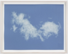 SPENCER FINCH Cloud (cumulus fractus, Massachusetts, E.D.)