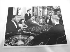 CHRISTIAN JANKOWSKI Spiel mit Sponsorentld (Playing with Money), 1996