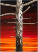 , ALISON ELIZABETH TAYLOR Sebastian II, 2013 Wood veneer, shellac and oil on panel 72 x 53 in. (182.9 x 134.6 cm)