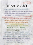 SIMON EVANS Dear Diary