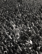 "BILL OWENS, Untitled, from Altamont, ca. 1972-73, black and white photograph, 20"" x 16"""