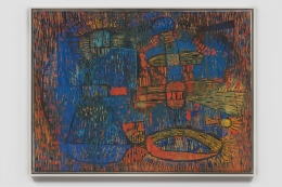LEE MULLICAN, Untitled
