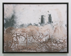 , ANSELM KIEFER, Cosmos und Demian, 2006, Oil, emulsion, shellac and earth on