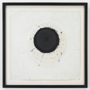 ALDO TAMBELLINI The Seed 2, from the Black Seed of Cosmic Creation Series, 1961