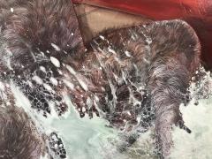 FIRELEI BÁEZ Untitled (Baubo), 2020