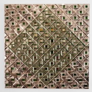 MONIR SHAHROUDY FARMANFARMAIAN, Geometry of Hope, 1975