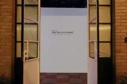 Various artists, The Tell-tale Heart, 群展《泄密的心》, Installation view, James Cohan Gallery, Shanghai, 2010