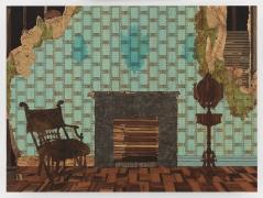 ALISON ELIZABETH TAYLOR, Study for Wall A