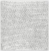 , MICHELLE GRABNERUntitled,2014Enamel on panel50 x 48 x 1 1/2 in. (127 x 121.9 x 3.8 cm)