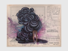 FIRELEI BÁEZ Untitled (Central Power Station)