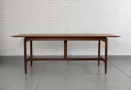 FINN JUHL (Danish, 1912 - 1989), Dining Table, ca. 1950