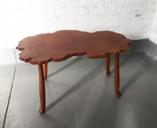 JOSEF FRANK (Austrian, 1885 - 1967), Elm Root Side Table, Svenskt Tenn, ca. 1940