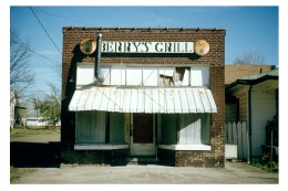 Berry's Grill, 1974
