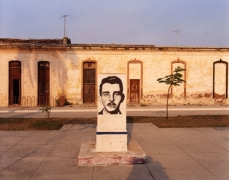 Memorial to Frank País, Caibarién, 2006, chromogenic print